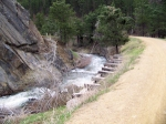 Rapid Creek Gorge