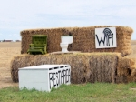 """Rest Area"" along Nebraska Hwy"