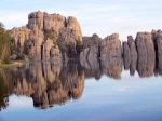 Reflection @ Sylvan Lake