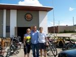 Joe @ Ray's Bike Shop