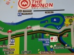 Map of Monon Trail