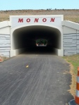 Tunnel on Monon