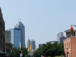 View of Indianapolis