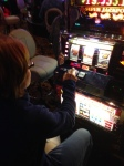 Martha Playing Slots