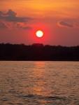 Sunset @ Leech Lake