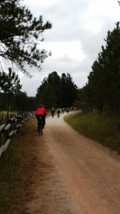 Other Riders on Trail
